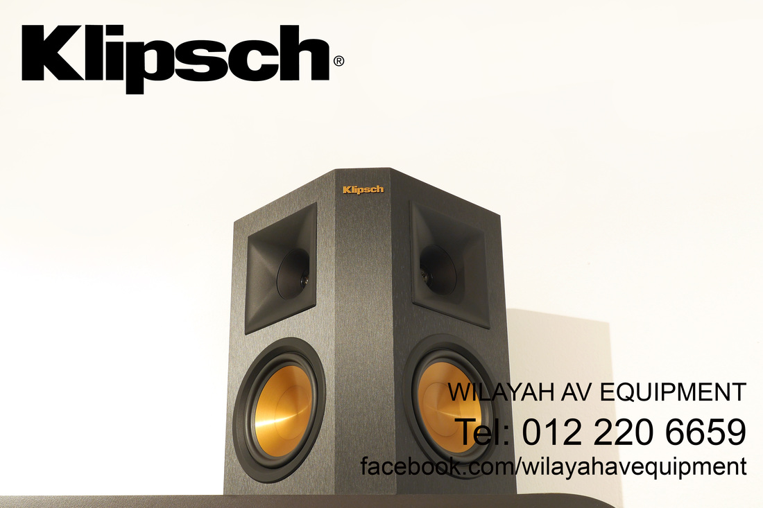 The ultimate Home Theater System in Malaysia - Wilayah AV Equipment